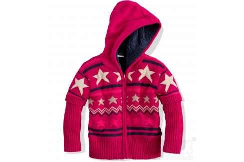Dívčí termo svetr DIRKJE Velikost: 92 Mikiny a svetry