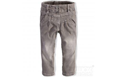 Dívčí rifle DIRKJE BALET šedé Velikost: 80 Kojenecké kalhoty a šortky