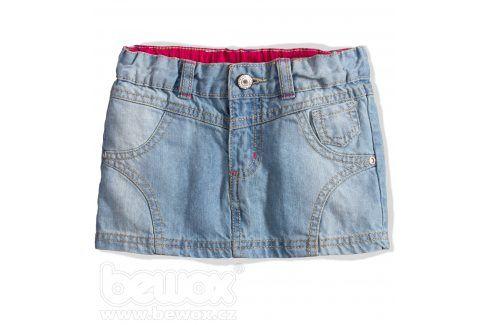 Dívčí riflová sukně DIRKJE Velikost: 80 Kojenecké šatičky a sukně