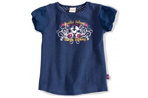 Dívčí tričko s krátkým rukávem DIRKJE Velikost: 80 Kojenecká trička a košilky