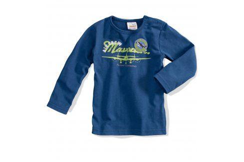 Dětské triko DIRKJE dlouhý rukáv Velikost: 80 Kojenecká trička a košilky