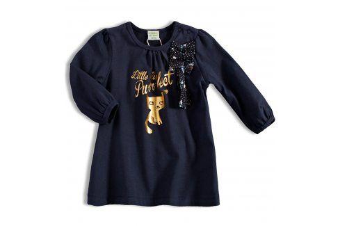 Dívčí tunika PEBBLESTONE Velikost: 68 Kojenecká trička a košilky