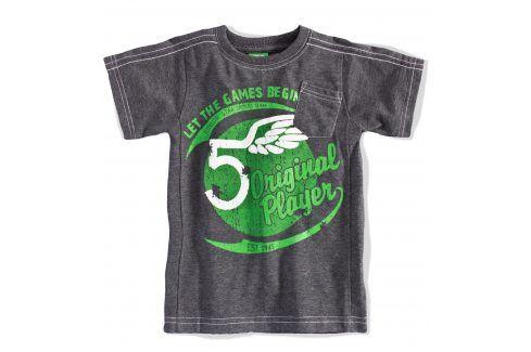 DIRKJE Dětské tričko s krátkým rukávem Velikost: 92 Trička a košile
