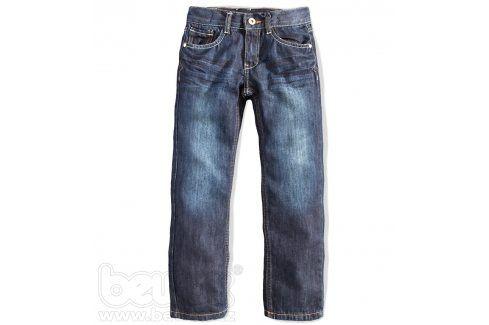 DIRKJE Chlapecké džíny BoyStar FUNKY modré Velikost: 116