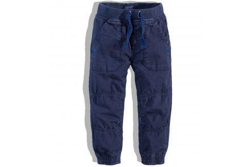 Chlapecké plátěné kalhoty Minoti BITE Velikost: 86-92 Dětské kalhoty