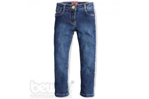 MINOTI Dívčí elastické džíny FUNKY DIVA Velikost: 98-104 Dětské kalhoty