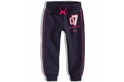 KNOT SO BAD Dívčí tepláky KnotSoBad Velikost: 92 Dětské kalhoty