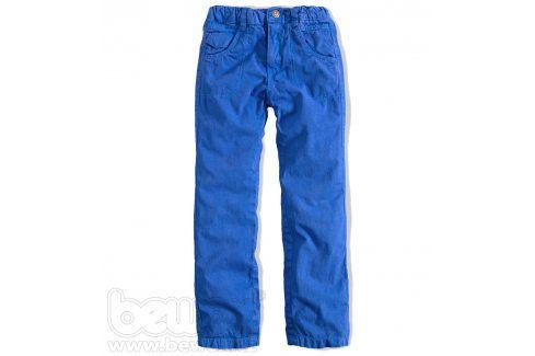 Chlapecké plátěné kalhoty Knot So Bad modré Velikost: 92 Dětské kalhoty