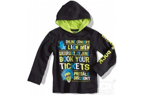 KNOT SO BAD Chlapecké tričko dlouhý rukáv Velikost: 92 Trička a košile