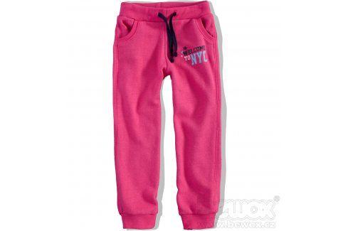 KNOT SO BAD Dívčí tepláky KnotSoBad Velikost: 116 Dětské kalhoty