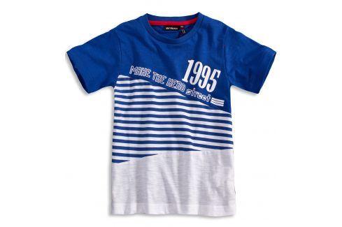 Chlapecké tričko Mix´nMATCH STREET modré Velikost: 140