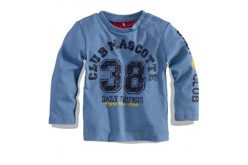 KNOT SO BAD Kojenecké triko s dlouhým rukávem Velikost: 62 Kojenecká trička a košilky