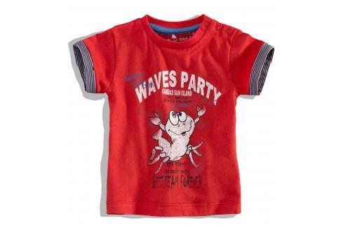Kojenecké tričko krátký rukáv Knot So Bad Velikost: 62 Kojenecká trička a košilky
