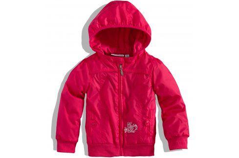 Dívčí bunda KNOT SO BAD CUTE GIRL růžová Velikost: 110 Dětské bundy a kabáty