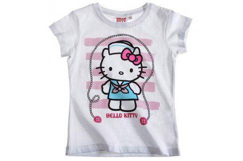 Tričko s krátkým rukávem HELLO KITTY Velikost: 140 Trička a košile
