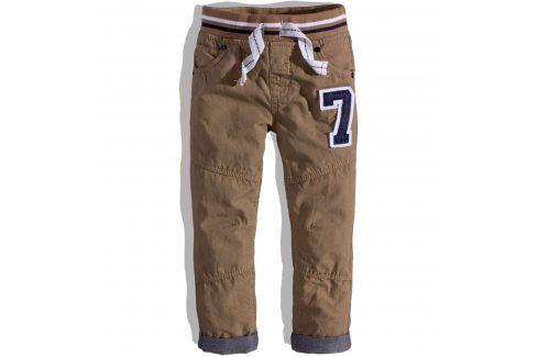 Chlapecké plátěné kalhoty Minoti FOOTY Velikost: 86-92 Dětské kalhoty