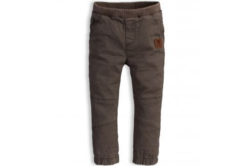 Dětské termo kalhoty KNOT SO BAD BEAR khaki Velikost: 62
