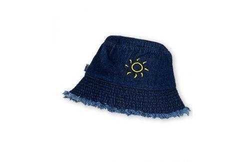 Dětský klobouk HAPPY KIDS Sluníčko Velikost: 52 cm Dětské čepice