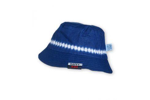 Dětský klobouk HAPPY KIDS batika Velikost: 52 cm Dětské čepice