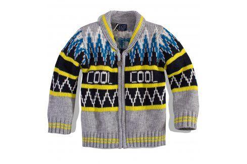 Chlapecký svetr MINOTI HONOUR Velikost: 80-86 Kojenecké mikiny a svetry