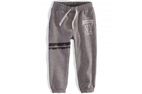 Chlapecké tepláky Minoti HONOUR Velikost: 80-86 Kojenecké kalhoty a šortky