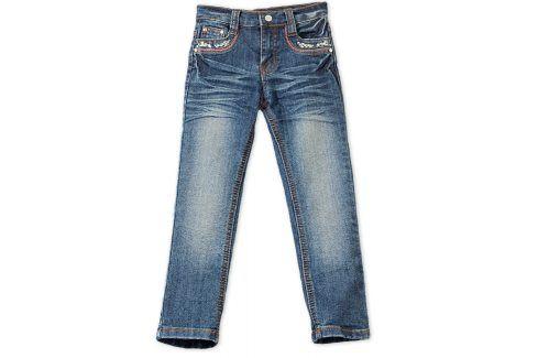 HW JEANS Dívčí jeans kalhoty Velikost: 92 Dětské kalhoty