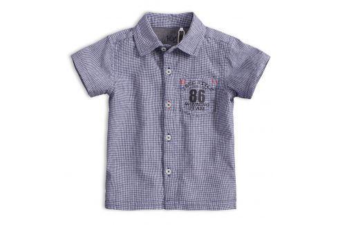 Dětská košile KNOT SO BAD FREE STYLE tmavě modrá Velikost: 62