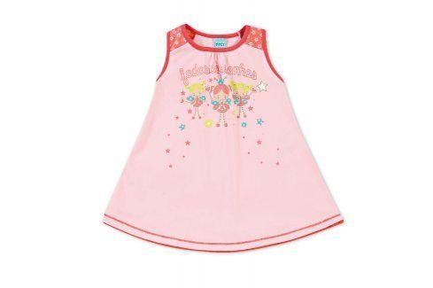 Dětská noční košile Kyly PRINCEZNY růžová Velikost: 92 Dětská pyžama a košilky