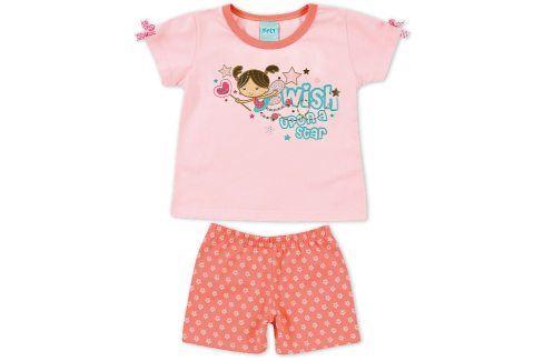 KYLY Dívčí pyžamo VÍLA Velikost: 92 Dětská pyžama a košilky