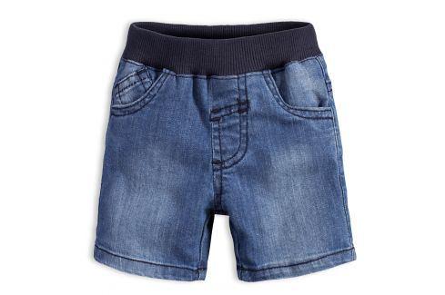 Kojenecké šortky KNOT SO BAD BAD BOY modré Velikost: 62