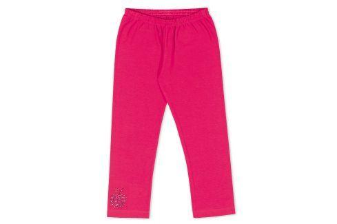 Leginy KYLY JABLÍČKO tmavě růžové Velikost: 152 Dětské kalhoty