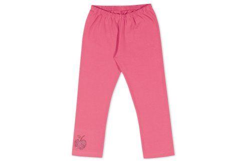 Leginy KYLY JABLÍČKO růžové Velikost: 146 Dětské kalhoty