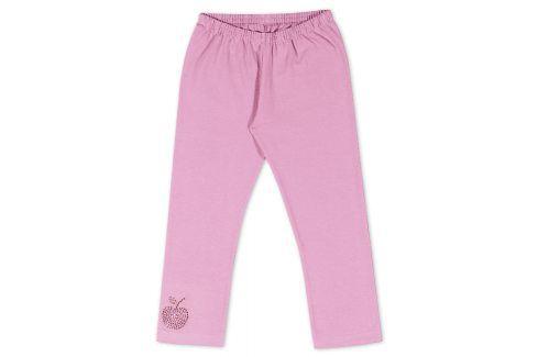 Leginy KYLY JABLÍČKO fialové Velikost: 146 Dětské kalhoty