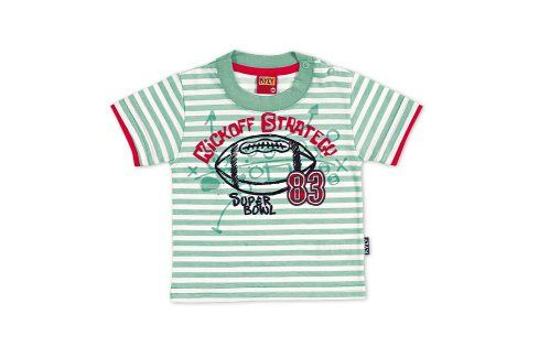 Tričko KYLY SUPER BOWL světle zelené Velikost: 104 Trička a košile