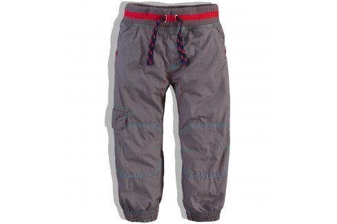 Chlapecké plátěné kalhoty Minoti MOD Velikost: 80-86 Kojenecké kalhoty a šortky