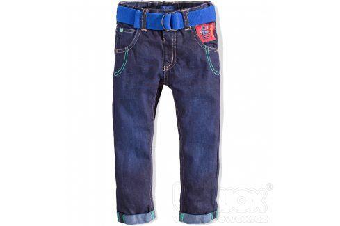 Chlapecké džíny Minoti ROBOT Velikost: 86-92 Dětské kalhoty