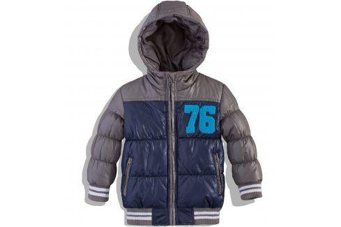 SOUL&GLORY Dětská zimní bunda ROCK modrá Velikost: 98-104 Dětské bundy a kabáty