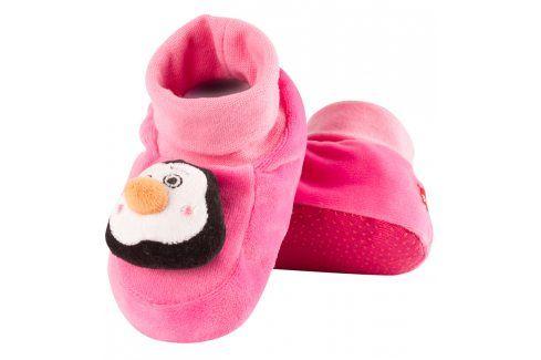 SOXO Capáčky TUČŇÁK Velikost: 19-21 Kojenecká obuv