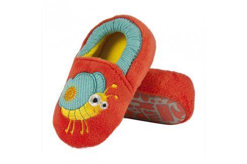 SOXO Kojenecké bačkůrky MOTÝLEK Velikost: 19-21 Kojenecká obuv
