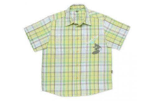 TUP-TUP Dětská košile krátký rukáv TUP TUP zelená Velikost: 128 Trička a košile