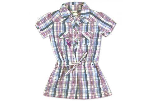 TUP-TUP Tunika KOSTKA Velikost: 104 Dívčí košile