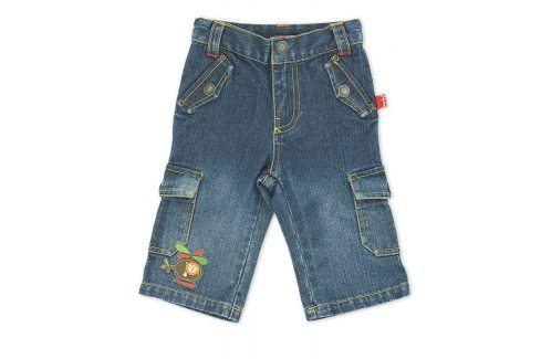 TUP-TUP Džíny TUP TUP LVÍČEK Velikost: 80 Kojenecké kalhoty a šortky