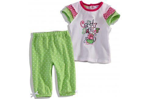 DIRKJE 2 dílný kojenecký set CANDY SWEETY Velikost: 62