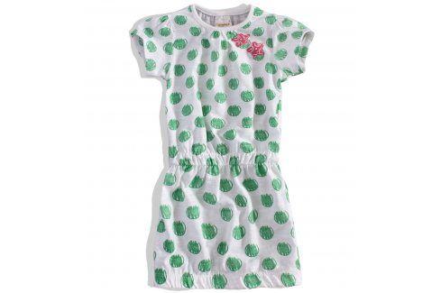 Dívčí bavlněné šaty DIRKJE Velikost: 80 Kojenecké šatičky a sukně