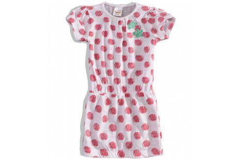 Dívčí bavlněné šaty DIRKJE Velikost: 92 Šaty, sukně