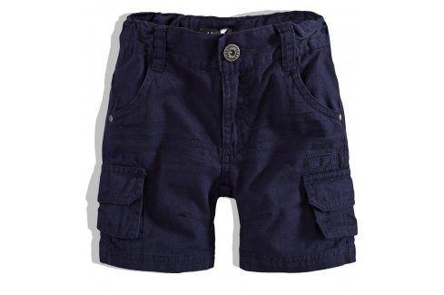 Chlapecké kraťasy DIRKJE SAILING tmavě modré Velikost: 98 Dětské šortky