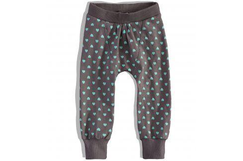 DIRKJE Kojenecké dívčí tepláčky Velikost: 56 Kojenecké kalhoty a šortky
