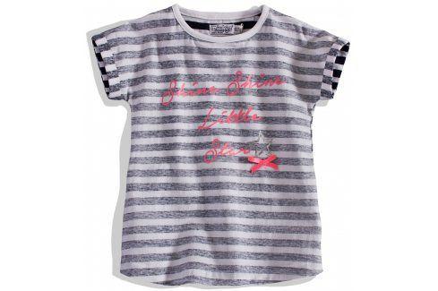 Dívčí tričko krátký rukáv DIRKJE Velikost: 92 Trička a košile