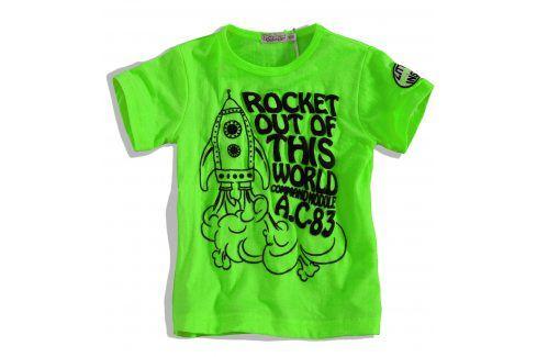 Chlapecké tričko Dirkje krátký rukáv Velikost: 56 Kojenecká trička a košilky