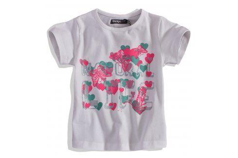 Dívčí tričko DIRKJE Velikost: 92 Trička a košile